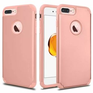 Pink Slim Rubber iPhone Case